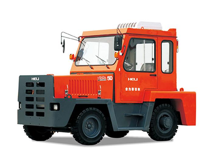 内燃牵引车 3-8t公铁两用内燃牵引车